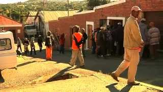 Television Journalism 4th Year Project - poverty in Grahamstown