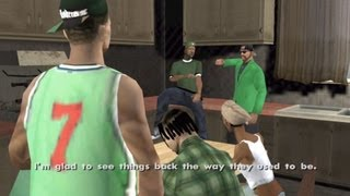 Grove 4 Life GTA: San Andreas Mission #99