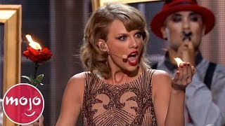 Top 10 Iconic Taylor Swift Moments