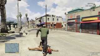 Game | GTA 5 Explosive Bullets Cheat | GTA 5 Explosive Bullets Cheat