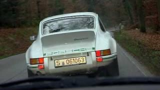auto motor und sport-TV: Porsche 911 2.7 vs 911 SportClassic videos