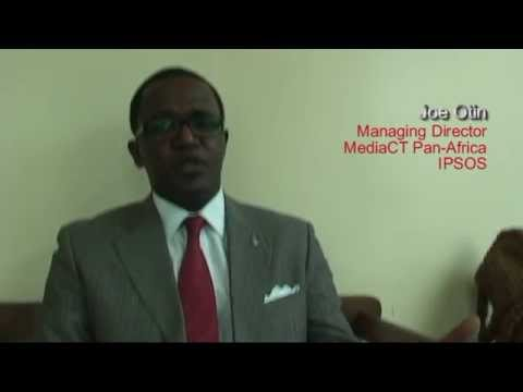 Part 1 - Joe Otin Managing Director Media CT Pan-Africa IPSOS Kenya