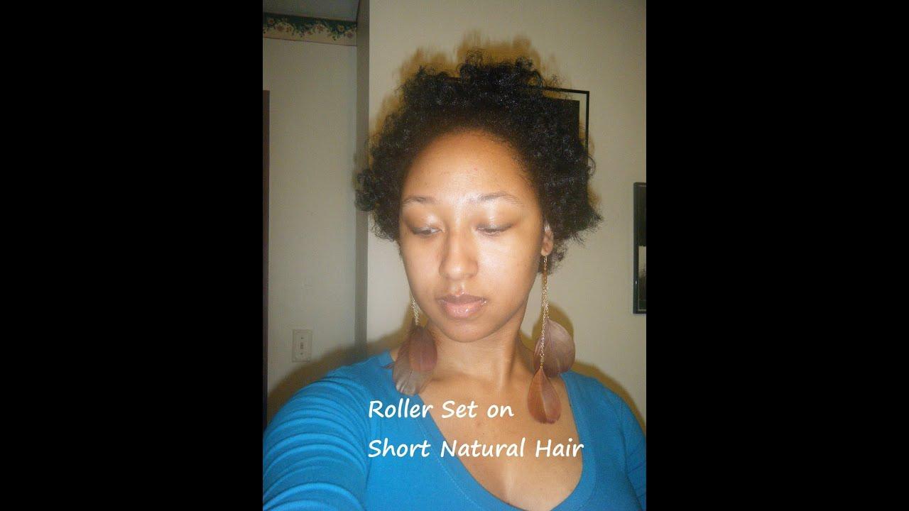 Silk Wrap Natural Hair No Heat