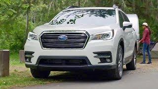 2019 Subaru Ascent – The Biggest Subaru Ever Built. YouCar Car Reviews.
