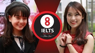 Khánh Vy, Nguyễn Lâm Thảo Tâm công bố  Format 8 IELTS Season 2 ft. Phoebe Trần