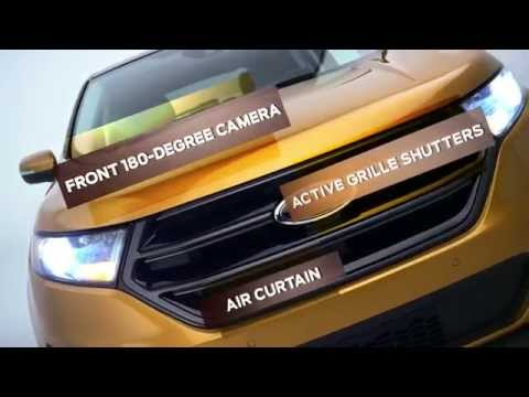 2015 Ford Edge features