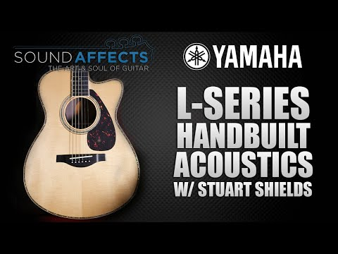 Yamaha LS26 ARE II Handcrafted Japanese Acoustic Guitar (Artist Stock)