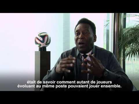 Pelé - Brésil 70, une Seleção de rêve