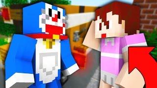 DORAEMON VÀ NOBITA QUEN BẠN GÁI MỚI? - Minecraft : Doraemon (Jaki Natsumi - Vietnam Miner)
