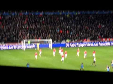 Fans From FC Twente - Ebecilio 3-2 - PSV - FC Twente