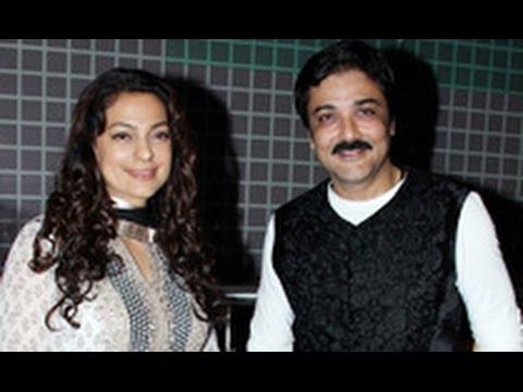 Juhi Chawla at 'Jatishwar' Bengali Film Premiere | Prosenjit Chatterjee, Shoojit Sircar