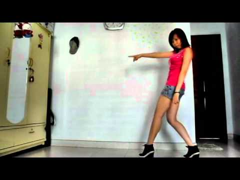 4 Minute - Volume Up [Dance cover by Julie Nguyen from Vietnam]