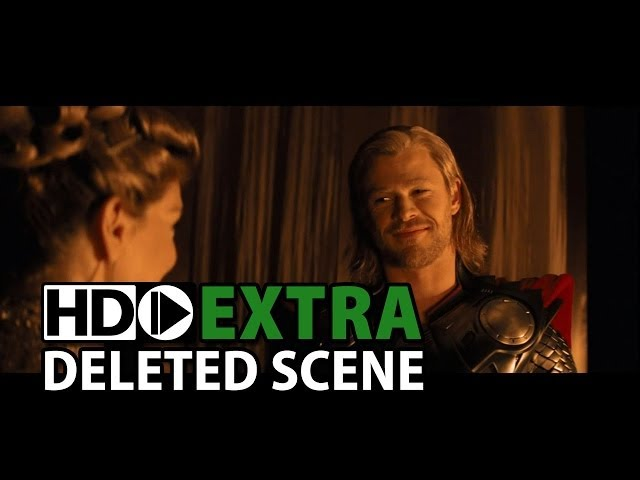 "Thor (2011) ""Thor & Frigga"" Deleted, Cutted & Alternative Scenes"