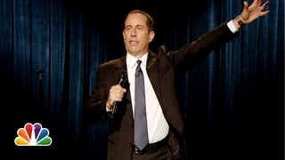 Jerry Seinfeld: Children, Golf and what Makes People Whisper