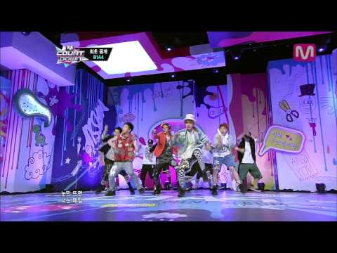 B1A4_이게 무슨 일이야 (What's Going On by B1A4@Mcountdown 2013.5.9)