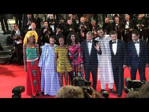 Cannes Red Carpet: 'Timbuktu'