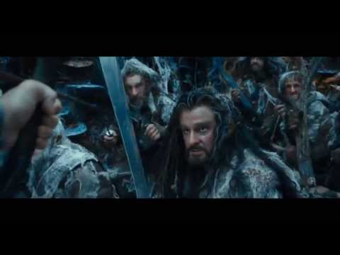 The Hobbit The Desolation of Smaug | official Trailer US / CZ (2013) Peter Jackson