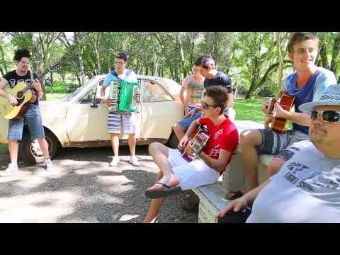 Banda Prisma - Nóis Tudo Num Corcel CLIP OFICIAL(HD)