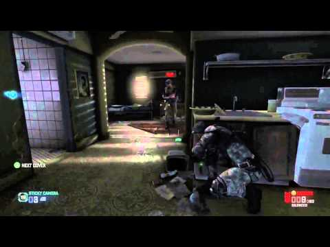 Splinter Cell  Blacklist   Gameplay Demo January 2013 HD