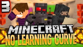 Minecraft No Learning Curve: Episode 3 - Robot Control