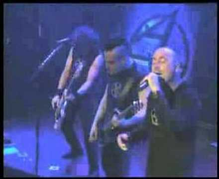 Anthrax - Safe Home (live)