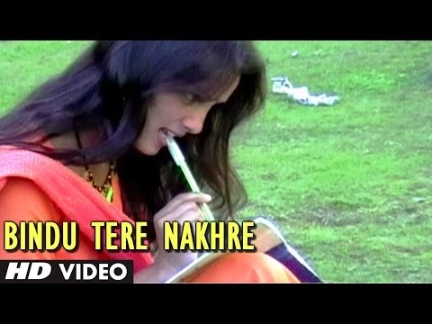 Bindu Tere Nakhre: Milne Ra Vaada Video Song Himachali - Rakesh Thakur