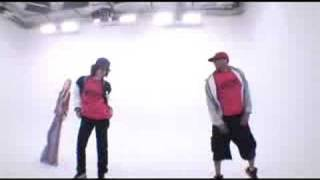 Chris Brown & Adam Sevani Star Of Step It Up 2
