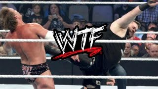WTF Moments: WWE SmackDown - June 16th 2016