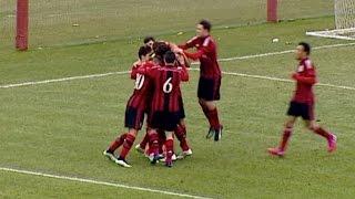 Milan-Brescia 5-0 Highlights   AC Milan Youth Official