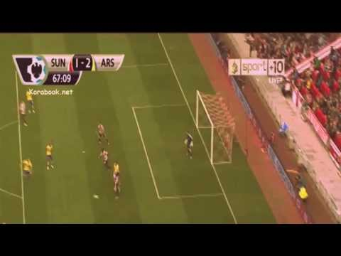 Sunderland - Arsenal (14 September 2013) Full Highlights