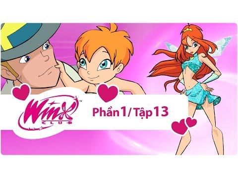 Winx Club - Phần 1 Tập 13 - Bí mật lớn được tiết lộ - [trọn bộ]
