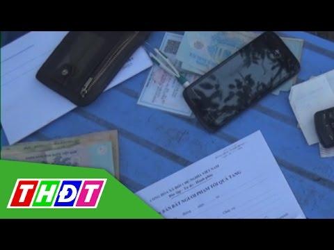 THDT - Bắt giữ đối tượng mua bán ma túy ở Sa Đéc