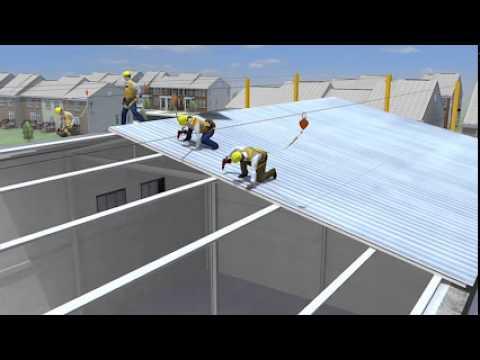 Leading Edge Work Prevention Video V Tool Falls In