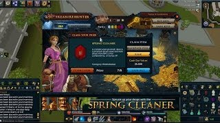 Runescape Testing Out The New Spring Cleaner