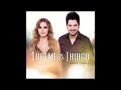 Thaeme e Thiago - Aeroporto (Musica Nova) 2014