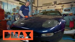 Die Gebrauchtwagen-Profis - Der Aston Martin DB7