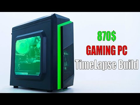 Quá trình lắp ráp và Test Game bộ PC 20 triệu của GEARVN - 4K