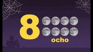 Los Números Del 1 Al 10 En Español Con Dibujos De