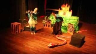 La Flauta Mágica Teatro Para Niños De La Móvil Teatro