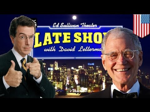 Stephen Colbert CBS' top choice to replace David Letterman