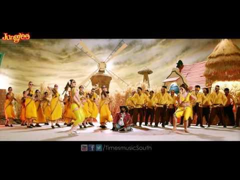 Raaye Raaye Full Video Song   Bengal Tiger Movie   Raviteja   Tamanna   Raashi Khanna