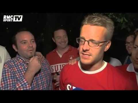 Football / Les supporters suisses déçus - 20/06