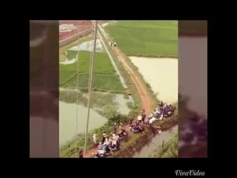 Cưỡng chế đất tại Khu Công Nghiệp-Nham Sơn Yên Lư(Yên Dũng-Bắc Giang)