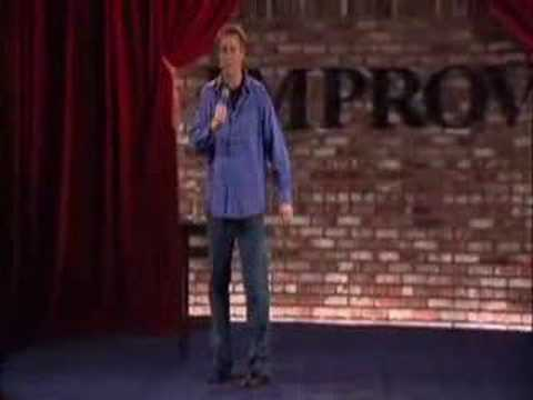 Brian Regan on Flying