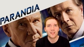 Paranoia - Movie Review by Chris Stuckmann