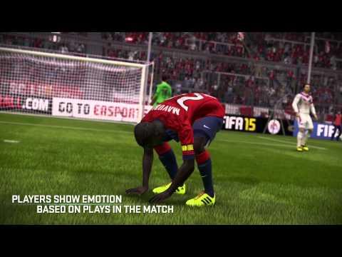 FIFA 15 Эмоциональный интеллект
