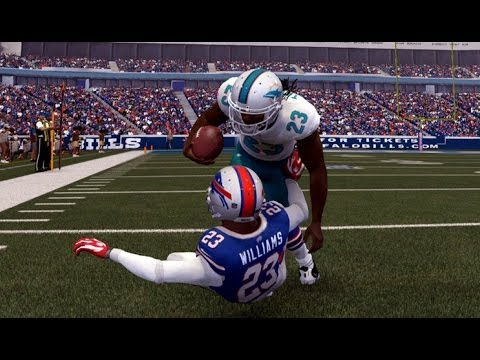 Madden 25 Xbox One | RB Career | NASTY Stiff Arm | Tannehill Plays Terrible