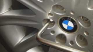 How To Change Your Tire On Your BMW Car Used Is E65 E66