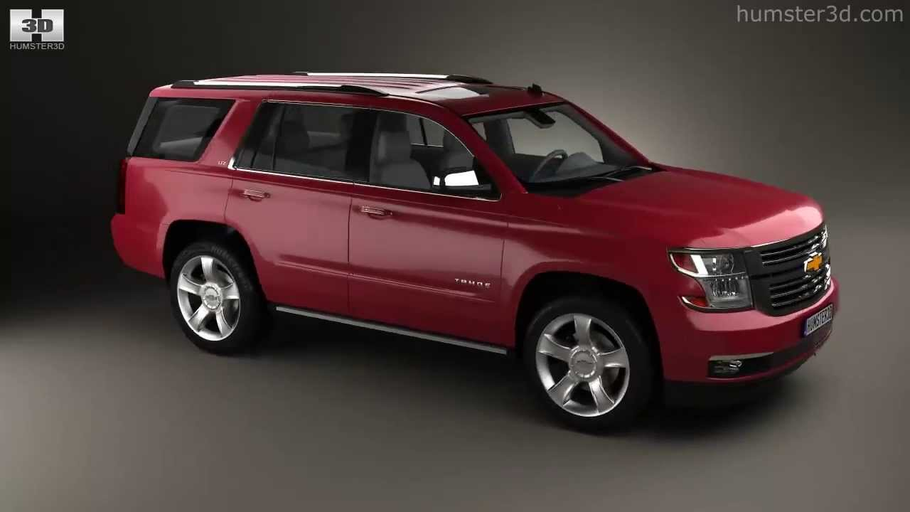 chevrolet tahoe 2014 by 3d model store youtube. Black Bedroom Furniture Sets. Home Design Ideas