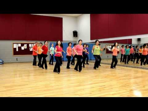Holiday Countdown - Line Dance (Dance & Teach in English & 中文)